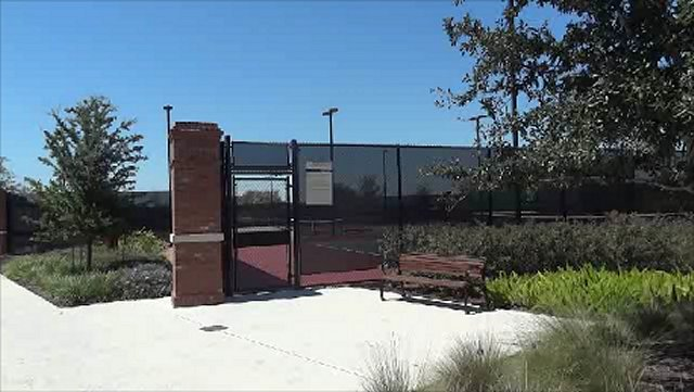 Telfair Tennis Courts