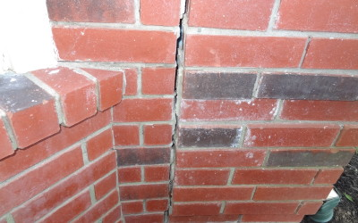 Brick Repairs in Katy Area