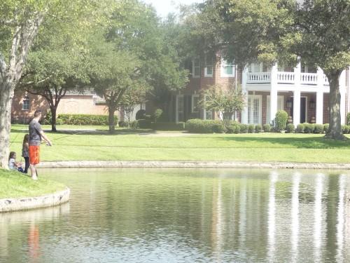 Cinco Ranch Lake