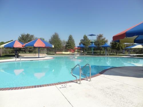 Cinco Ranch Swimming Pool