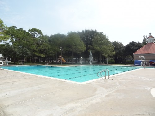 Cinco Ranch Swimming Pool