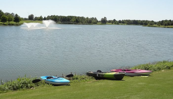 cross creek ranch lakes boating