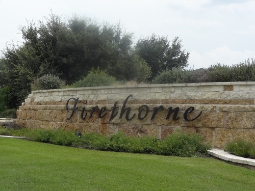 firethorne katy