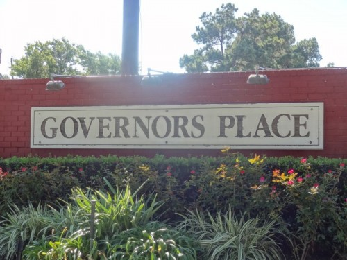 governors place
