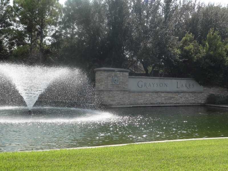 grayson lakes katy