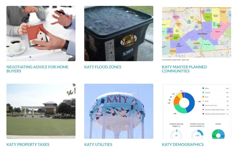 katy articles
