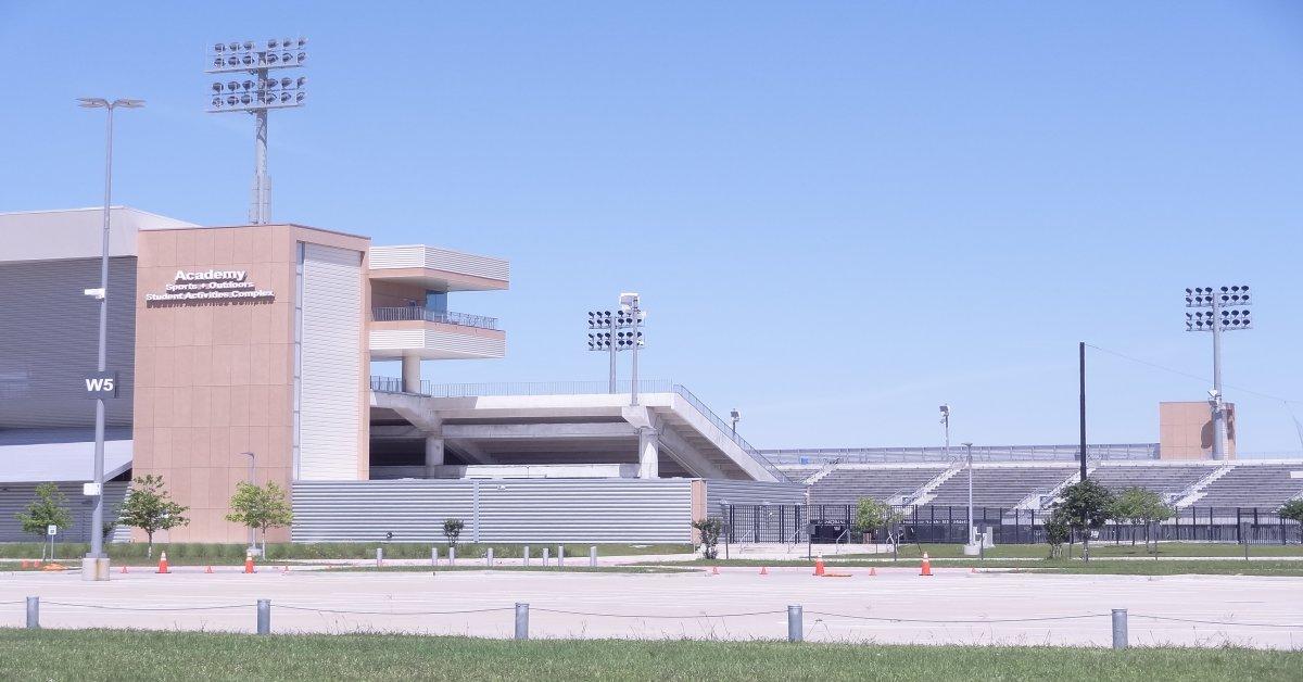 katy high school stadium featured