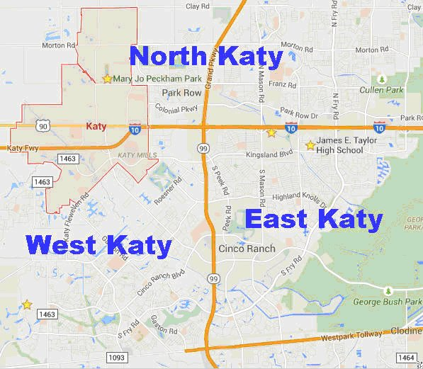 katy-tx-overview-map
