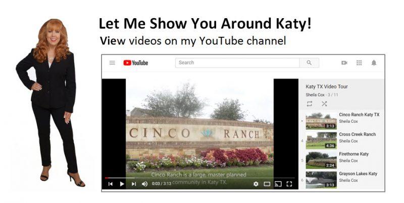 katy video tour