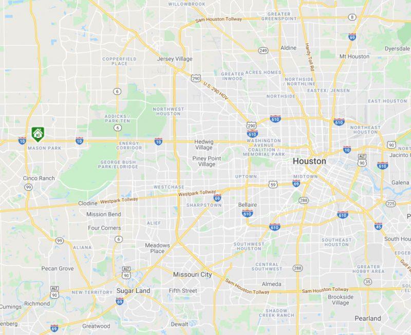 west memorial map 1