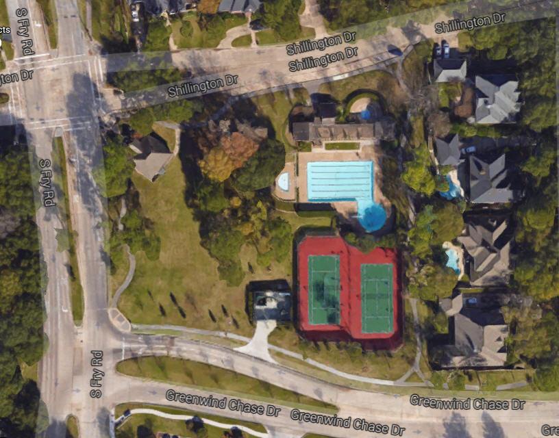 Windsor Park Estates Katy Pool